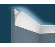 Карниз для скрытого освещения KX007, 70х42
