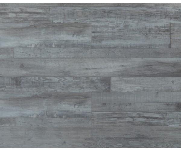 Каменно-полимерная SPC плитка 107 ASP Ясень Де-Фриз с шумопоглощающей подложкой