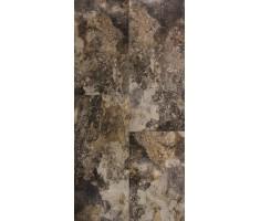 Кварц-виниловая плитка KLB 8559-3 Мрамор коричневый