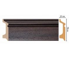 Плинтус напольный D122-438 ( 2400 × 78 × 21 )