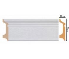 Плинтус напольный D122-70 ( 2400 × 78 × 21 )