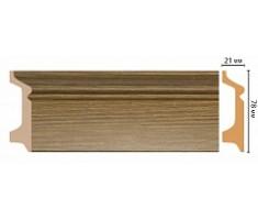Плинтус напольный D122-73 ( 2400 × 78 × 21 )