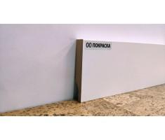 Плинтус Floor Plinth Белый под покраску МДФ