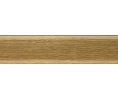 Пластиковый плинтус Salag NGF56 20 дуб вирджиния