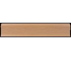 Плинтус для пола пластиковый LinePlast 58 Дуб Аризона L022