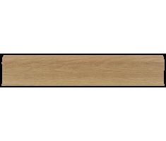 Плинтус для пола пластиковый LinePlast 58 Дуб Античный L023