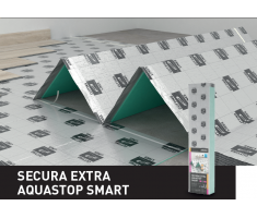Подложка Arbiton Secura Extra Smart Aquastop 3 мм