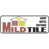 Клеевая кварцвиниловая плитка Decoria Mild Tile