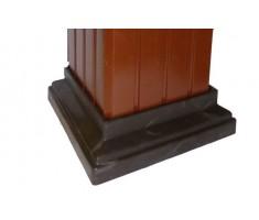 Декоративная рамка на столб 100*100